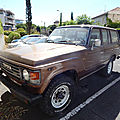 Toyota land cruiser hj60 (1982-1985)