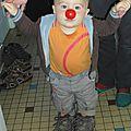Martin clown