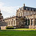 Dresden's old masters picture gallery completes redevelopment of the east wing