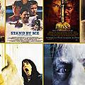 Top 10 meilleurs moments des films de stephen king !