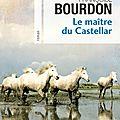 Le maitre du castellar - francoise bourdon.