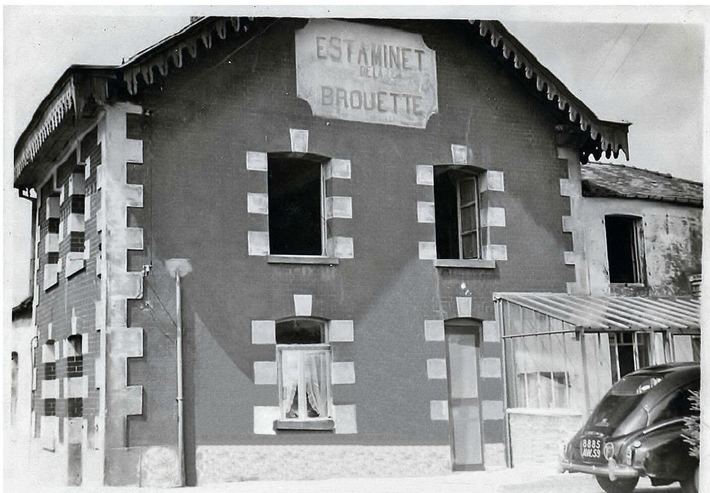 TRELON'Estaminet de la Brouette 1950
