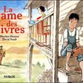 ^ la dame des livres ^ ~ heather henson & david small