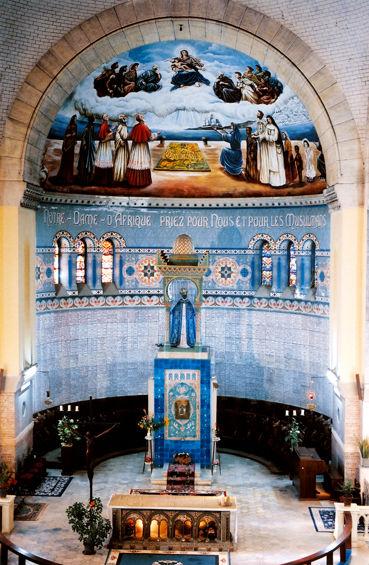 33-Alger-Notre Dame d'Afrique