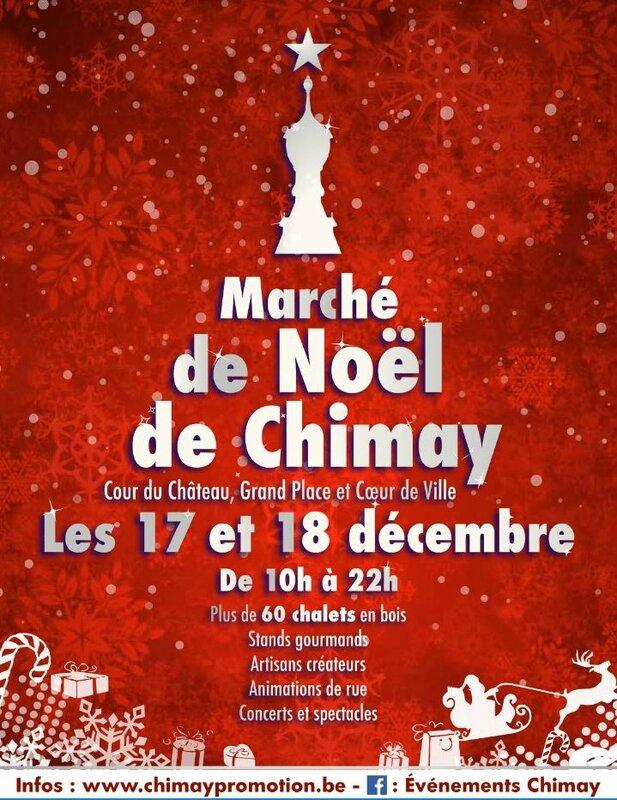 Marché de Noël Chimay