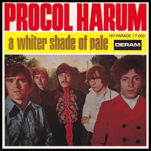 procol harum a whiter shade of pale