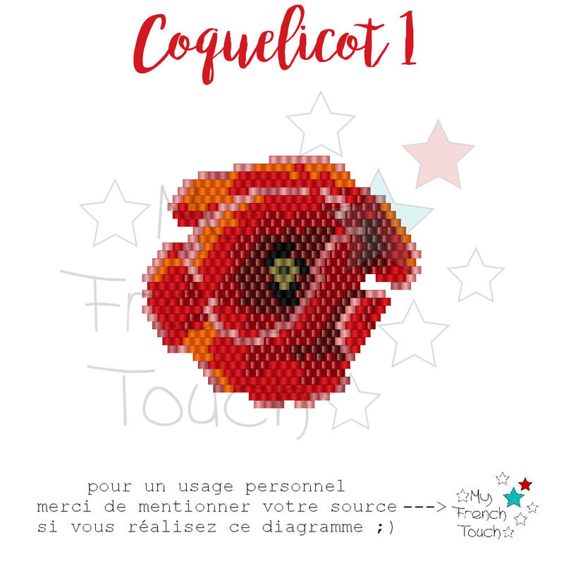 coquelicot my french touch 1