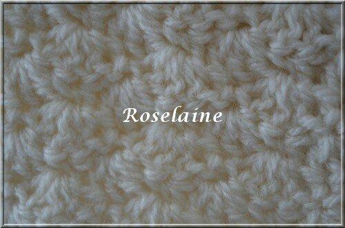 Roselaine 23 crochet brassière