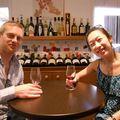 Simon & Diana, Londres, Angleterre, 9-4-2011