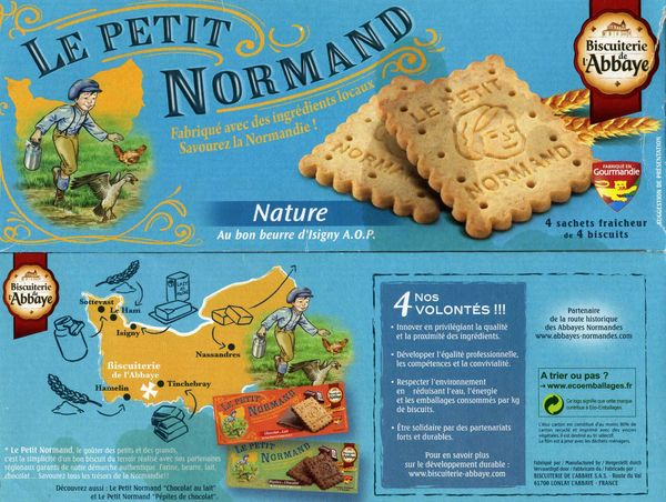 made in normandie