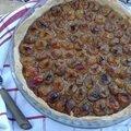 Tarte frangipane aux mirabelles by betsa
