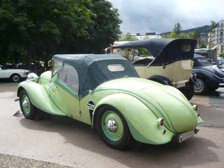 TATRA T75 Bohemia roadster 1935 Baden Baden (2)