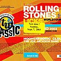 2003-09-07 Rolling Stones-Simple Minds