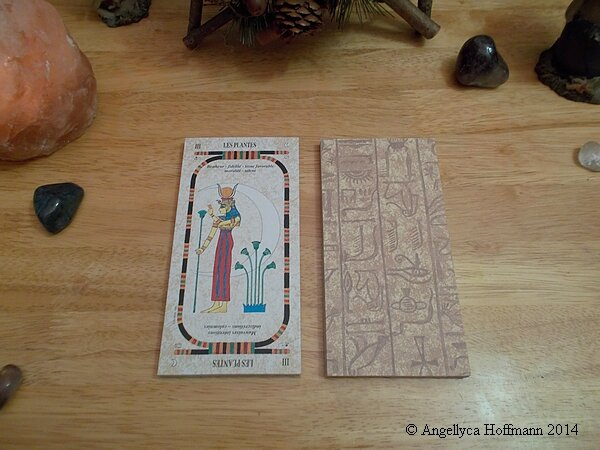 Les Tarots Égyptiens 3 - Blog ésotérique Samhain Sabbath