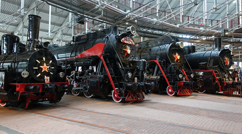 Locomotives vapeur