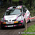 2013 : Rallye de Haute-Saône