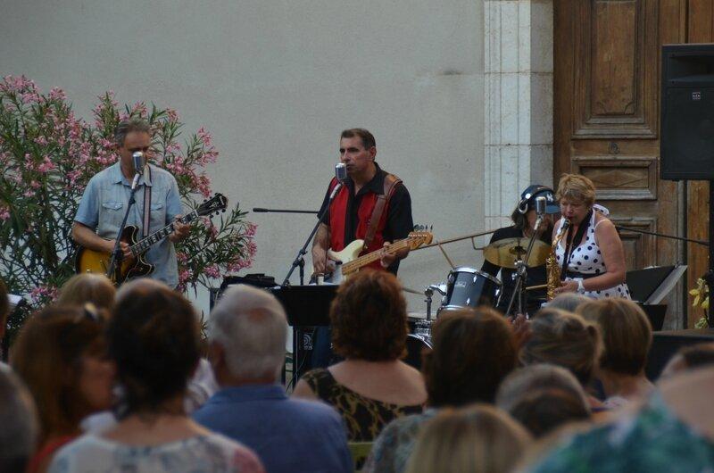 Garéoult concert Saint Jean10