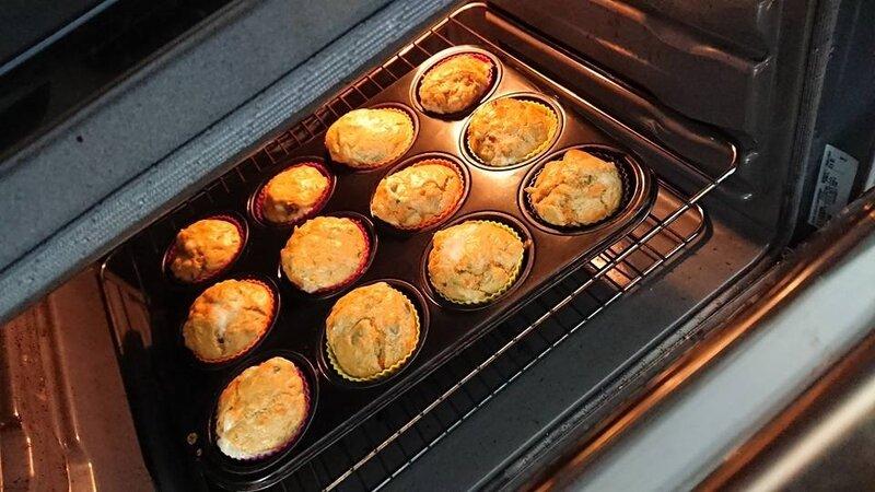 muffin carotte sarasin