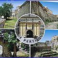 Le Perthus - chateau de Bellegarde