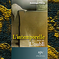 Dominique piferini : l'intemporelle (préface)