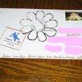 Mails art reçus