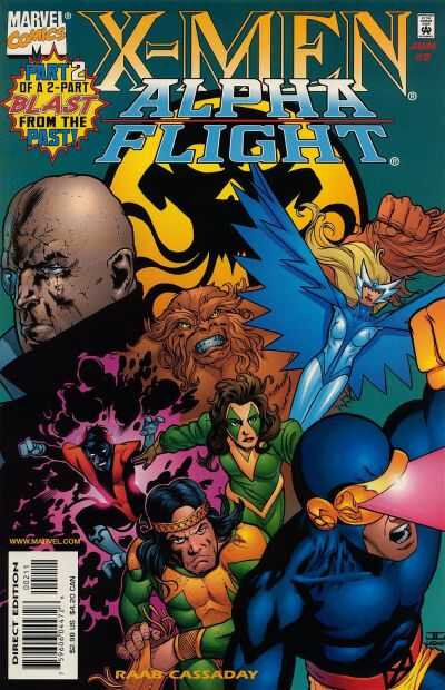 x-men alpha flight 02