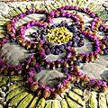 globuleuses reunies en mandala yurtao