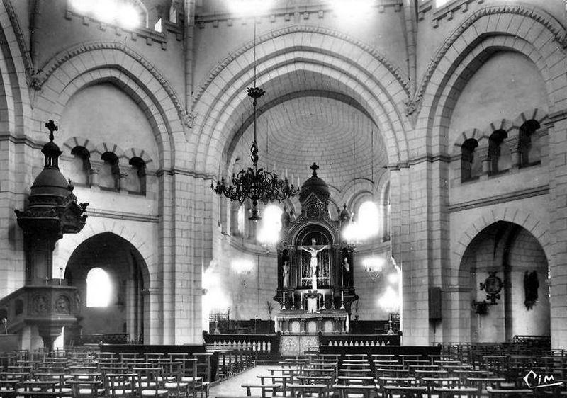 Maxent, église Saint Maxent