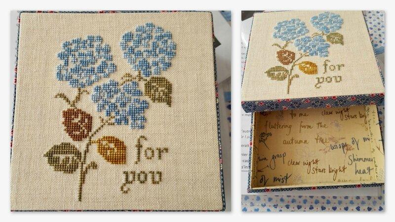 boite cartonnée