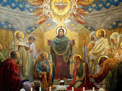 Pentecote homélie