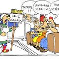 Grève générale chez les ben simpsons