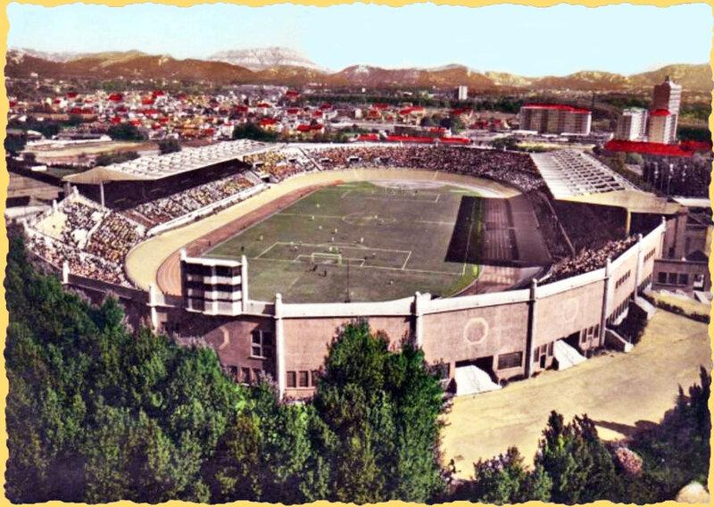 CPSM Marseille Stade Vélodrome