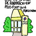Taux anormalement élevé de radiations en france !