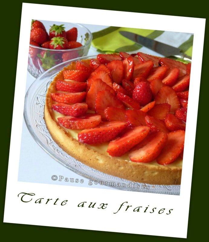 Tarte aux fraises (30)