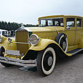 Pierce arrow type 55 4door sedan 1929