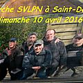 SAINT DENIS (Mons) le 10/4/2016