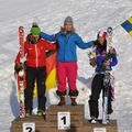 3 - Podium Championnat du Monde Junior 2011