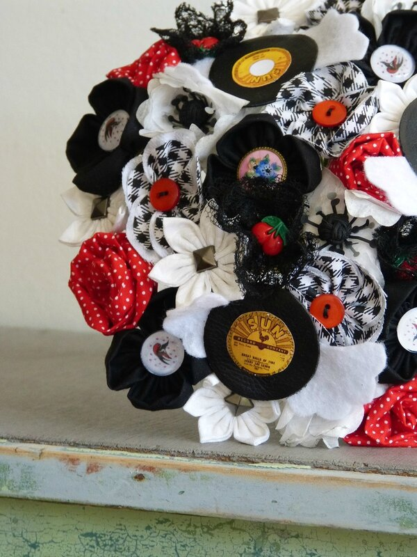 bouquet rockabilly vinyles @(6)