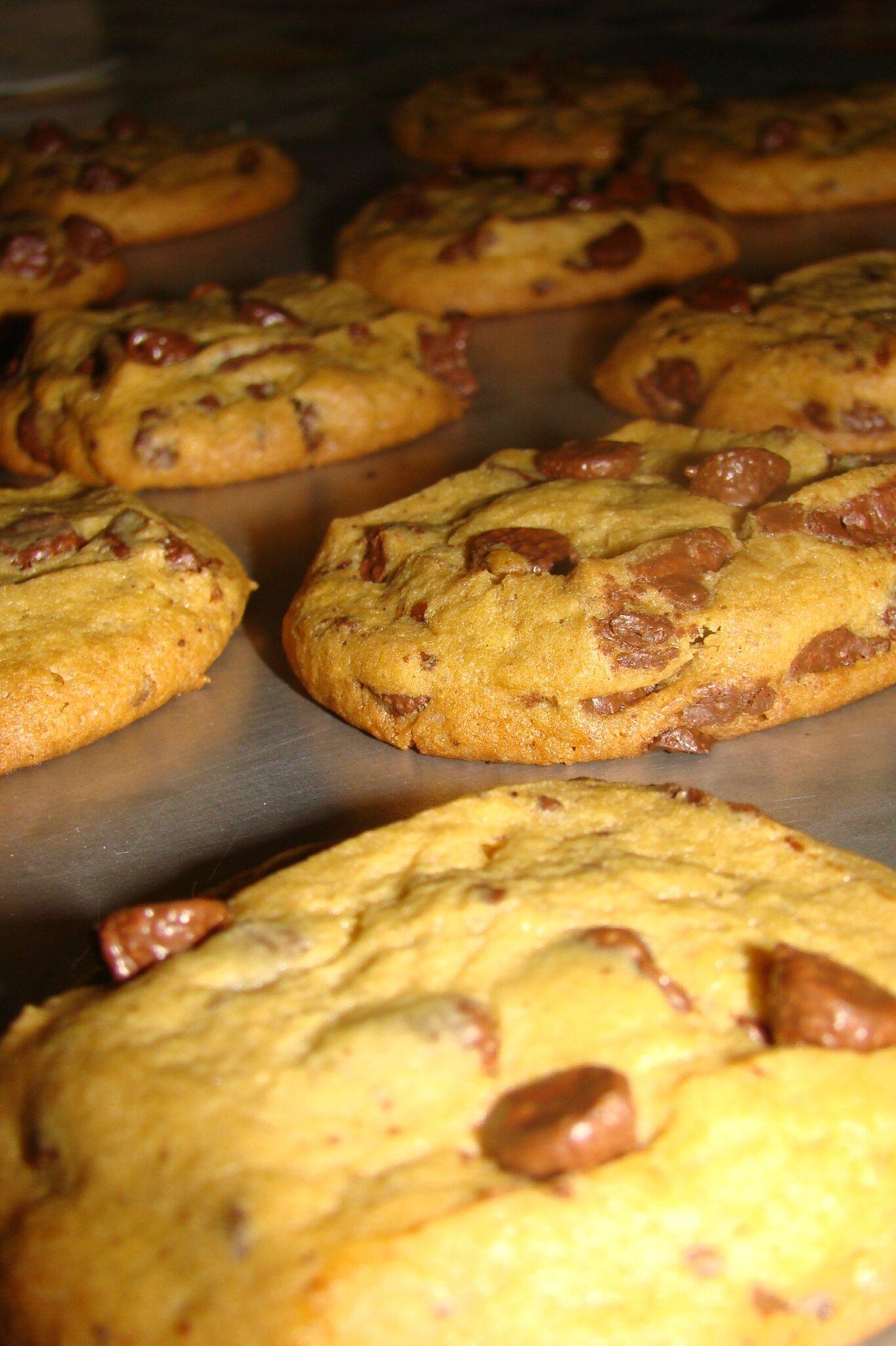 Des cookies pour les coups de blues! Cuisine #2