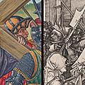 The j. paul getty museum presents 'blurring the line: manuscripts in the age of print'