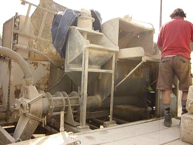 Renover une maison - longère - chaux chanvre projetté - rattrapge thermique - isolation mur - matériaux écologique (6)