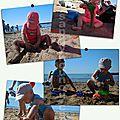 Vendredi 26 août 2016 - plage