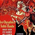 Les chevaliers de la table ronde knights of the round table 1953 french