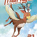 Festival mangas sur loire