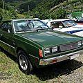 Mitsubishi sapporo gs/r 1976-1980