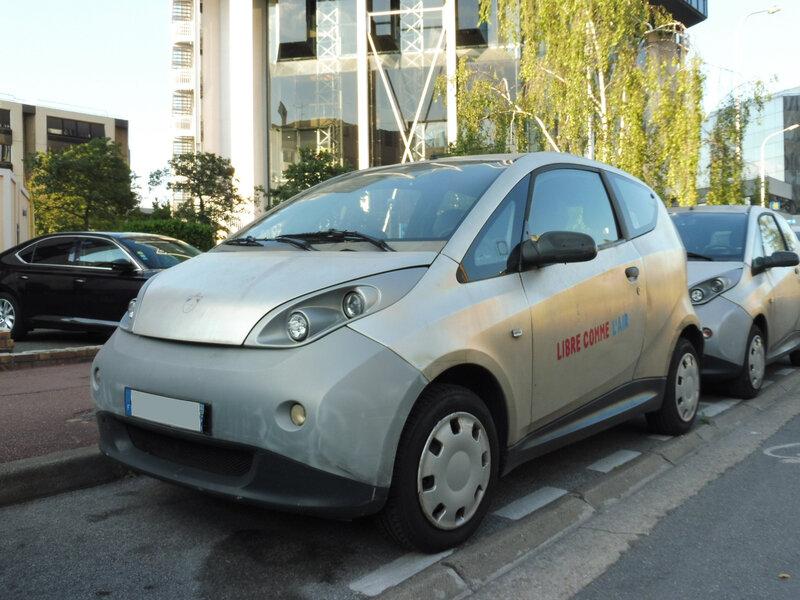 BOLLORE Bluecar Autolib' Créteil (1)