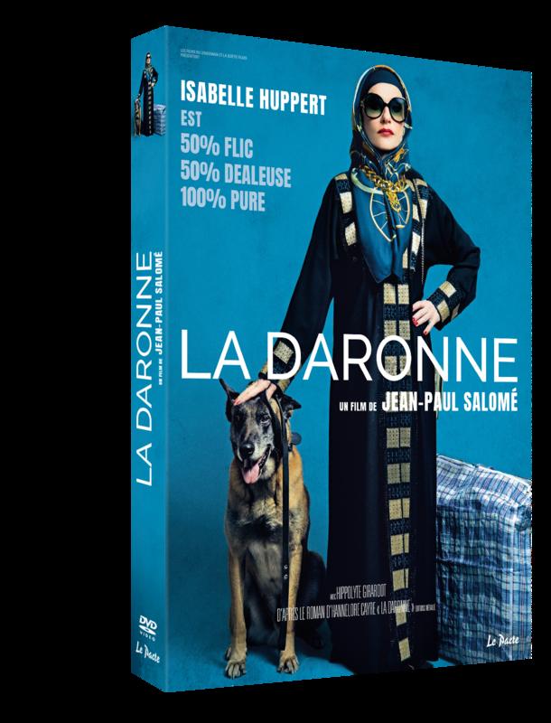 La Daronne 3D DVD
