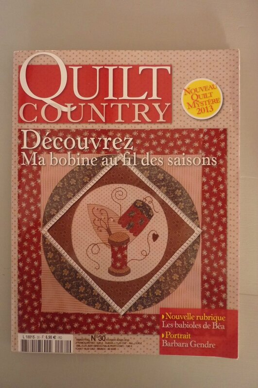 Quilt Country #30