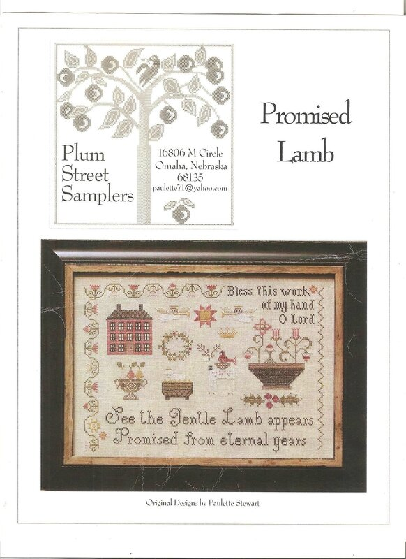 Promised Lamb Plum street sampler