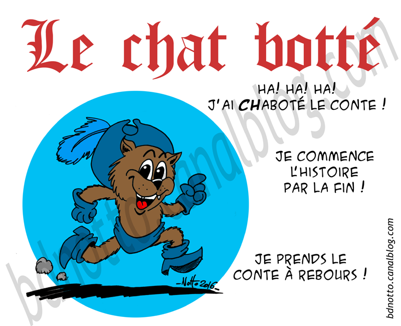 11 - 2016 - Le Chat Botté TAG